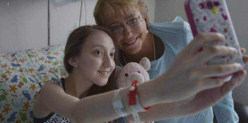 Muere la joven chilena que le pidió a Bachelet la eutanasia