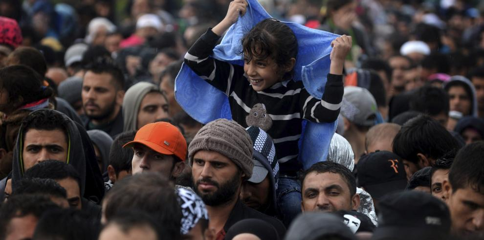 EI advierte a los refugiados de que es