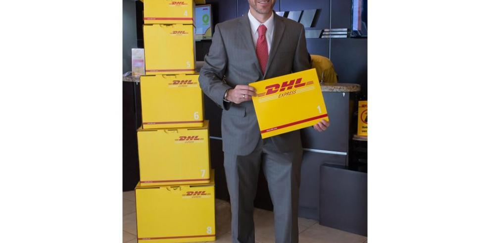 DHL Express facilita el envío de entregas en Panamá y la región