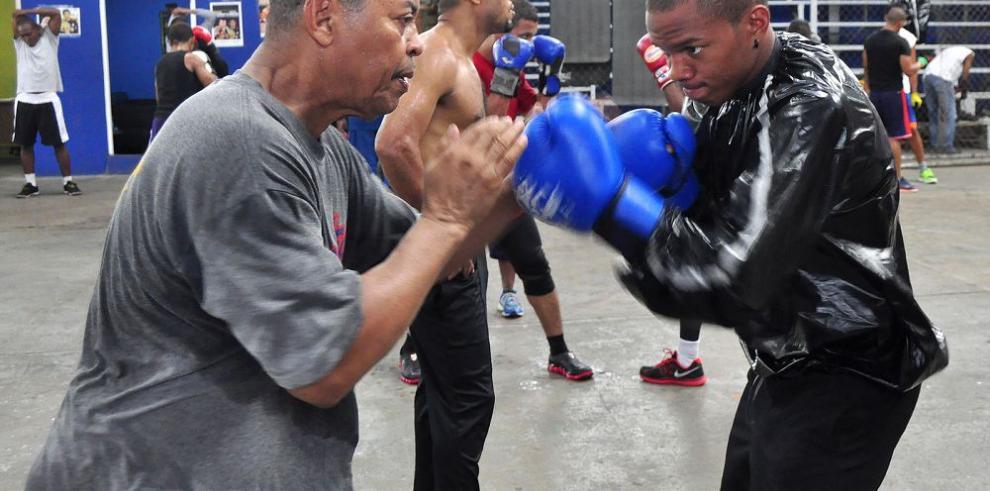 Jaime Arboleda, inspirado por una familia del boxeo