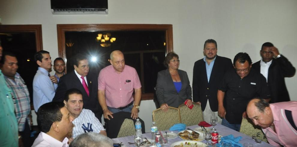 Negociaciones PRD y CD involucraban juzgar a Varela