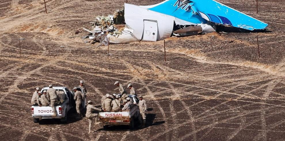 Rusia intensificará bombardeos en Siria por atentado de avión en Egipto