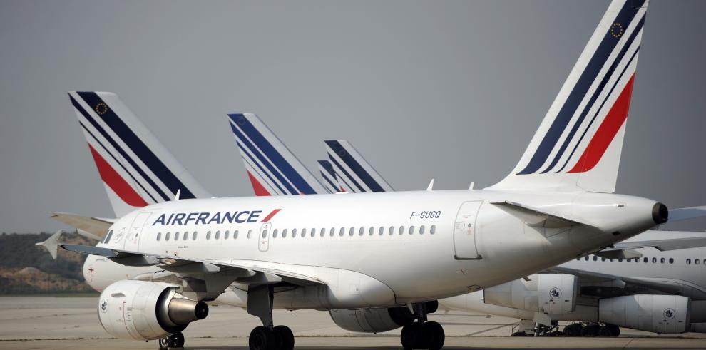 Aviones de Air France fueron desviados de ruta por amenaza de bomba