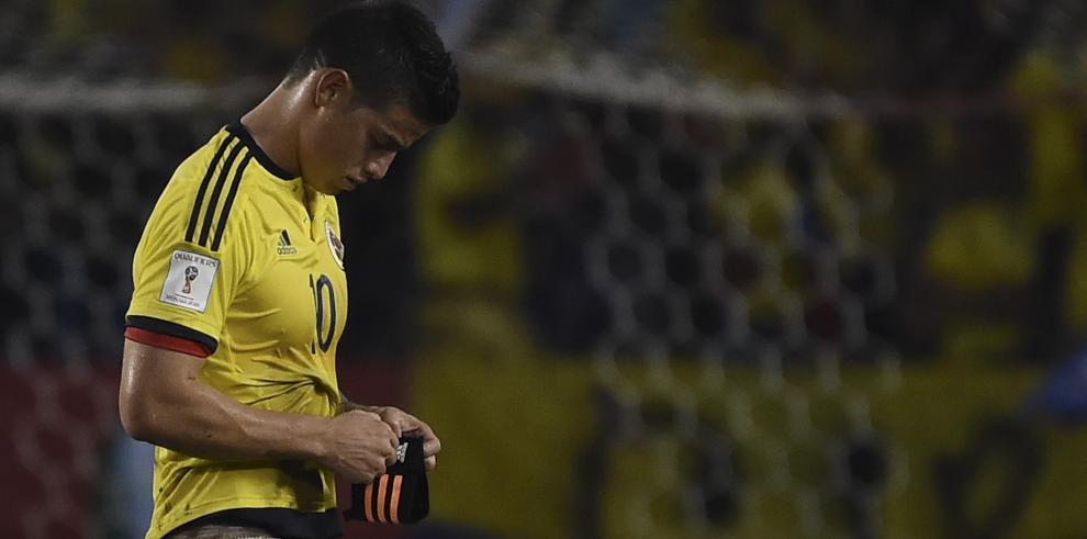 Argentina revivió y venció 1-0 a Colombia en camino a Rusia-2018