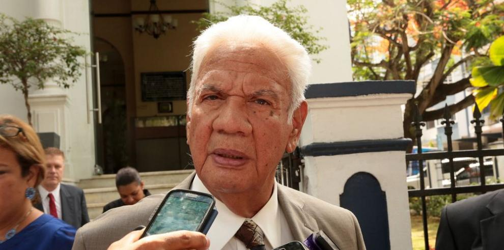 Nueva queja de los abogados de Ricardo Martinelli