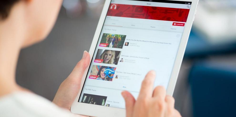 "Google orienta YouTube a la música ""streaming"""