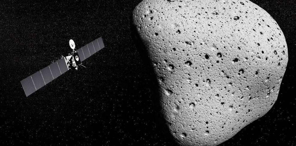 El primer robot que colonizó un cometa