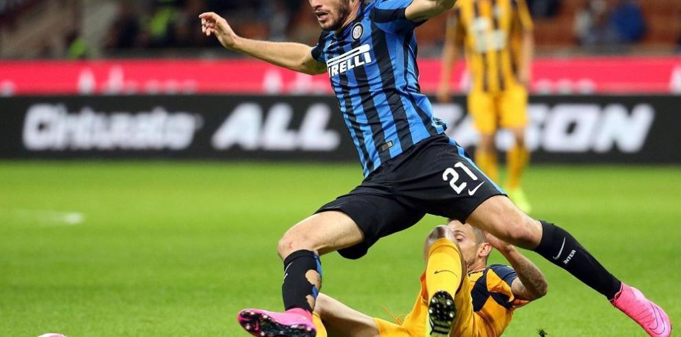 Inter y Fiorentina, el plato fuerte en Italia