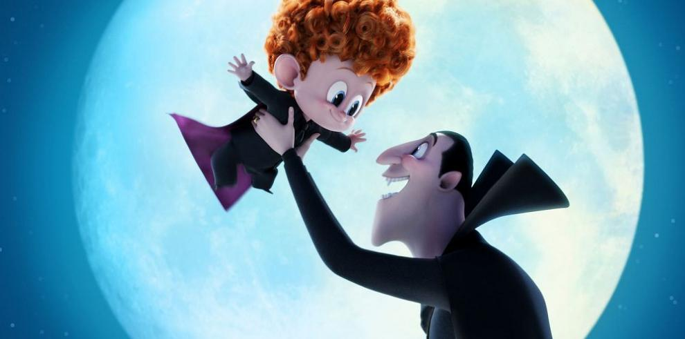 Drácula y su nieto