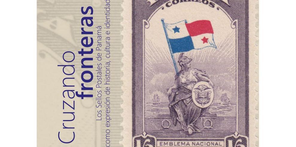 Sellos postales ilustran historia de Panamá