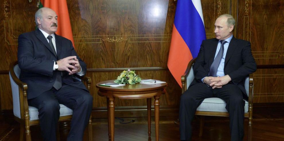 Líderes europeos y Putin marcan hoja de ruta para la paz