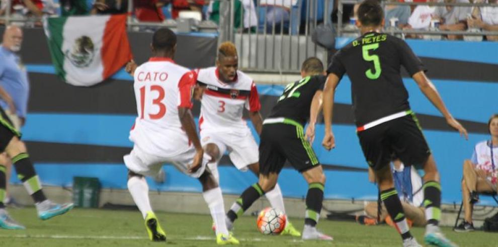 Festival de goles deja a Trinidad y Tobago líder del grupo C
