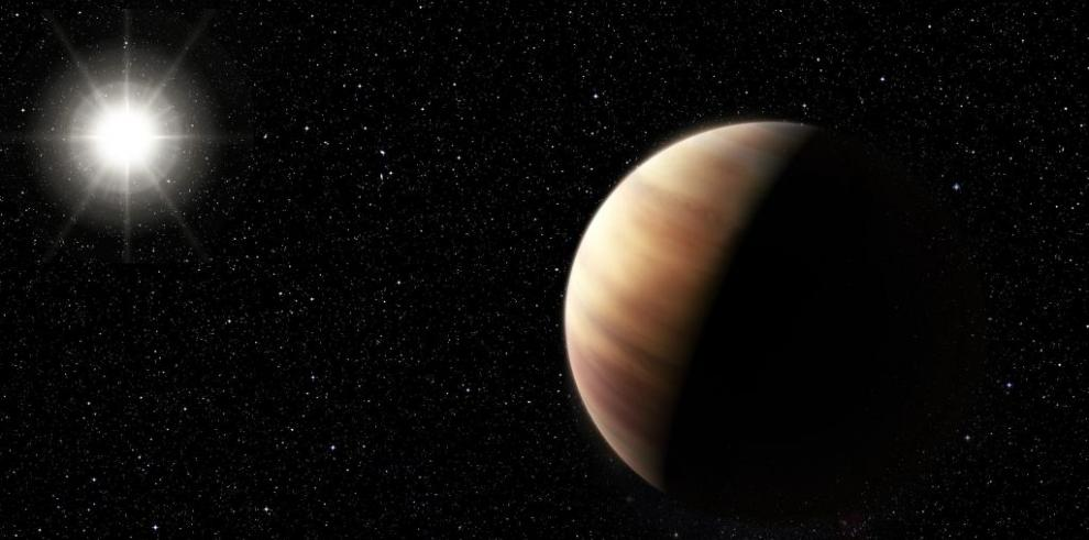 Astrónomos descubren desde Chile un planeta gemelo de Júpiter