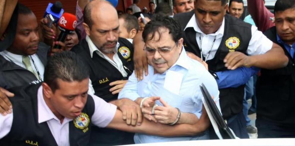 Fiscalía podría cambiarle la medida cautelar a Luis Cucalón