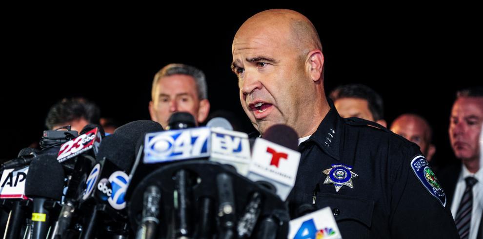 Policía identifica a pareja como autores del tiroteo de San Bernardino