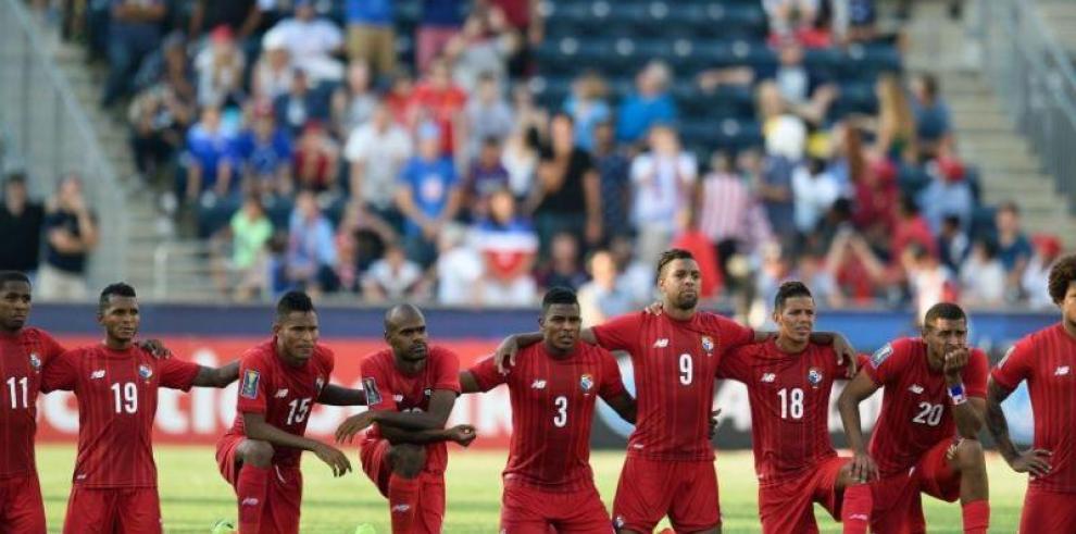 Panamá ocupa el puesto 64 en el ranking FIFA
