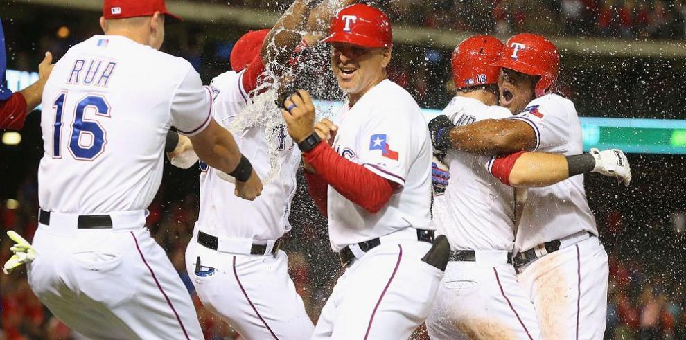 Texas demuestra que los Astros no son invencibles