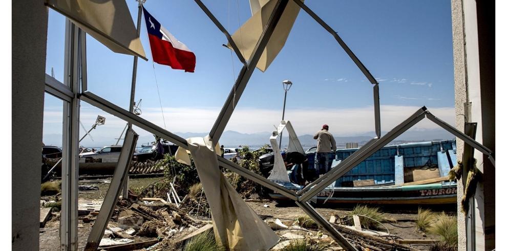 Chile y un nuevo terremoto: minutos de horror y la bravura del mar