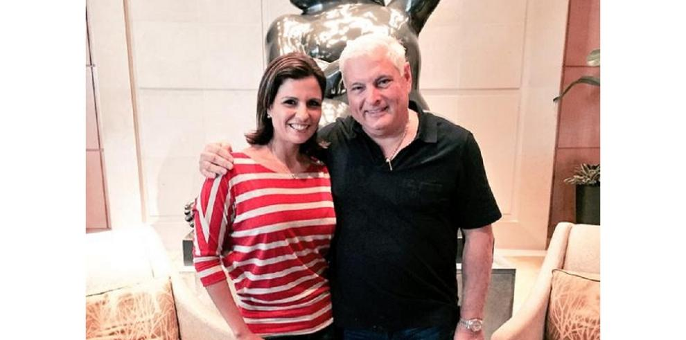 Ya iniciaron las visitas a Ricardo Martinelli en Miami