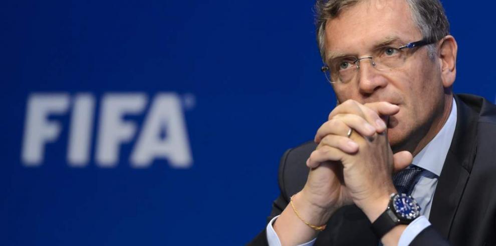 Jérôme Valcke, fue destituido de la FIFA por presunta corrupción