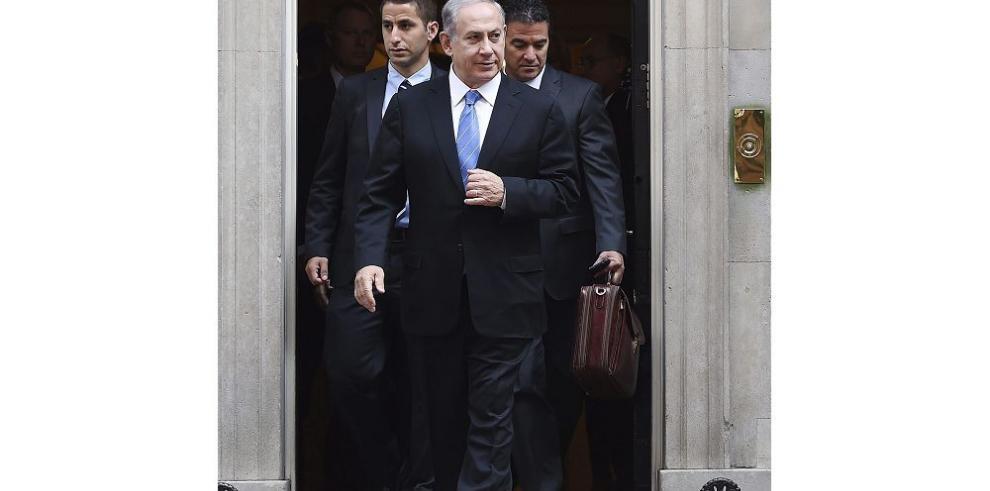 Netanyahu visitará la Casa Blanca en noviembre