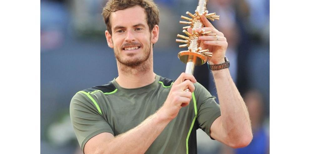 Murray estará presente en el Masters 1000 de Roma