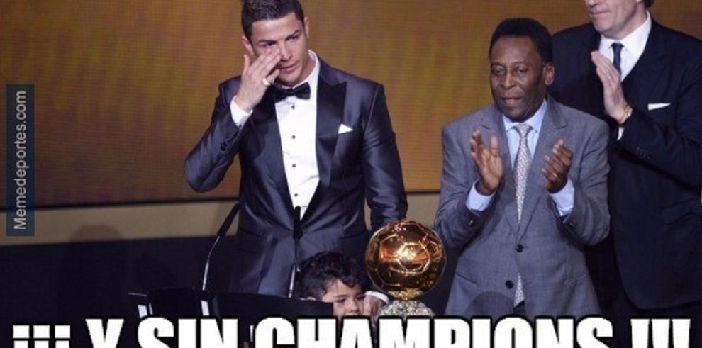 Memes por eliminación del Madrid en la Liga de Campeones