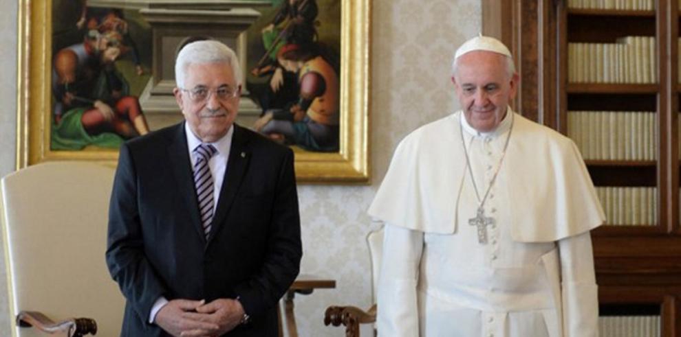 Acuerdo entre el Vaticano y los palestinos sobre la Iglesia