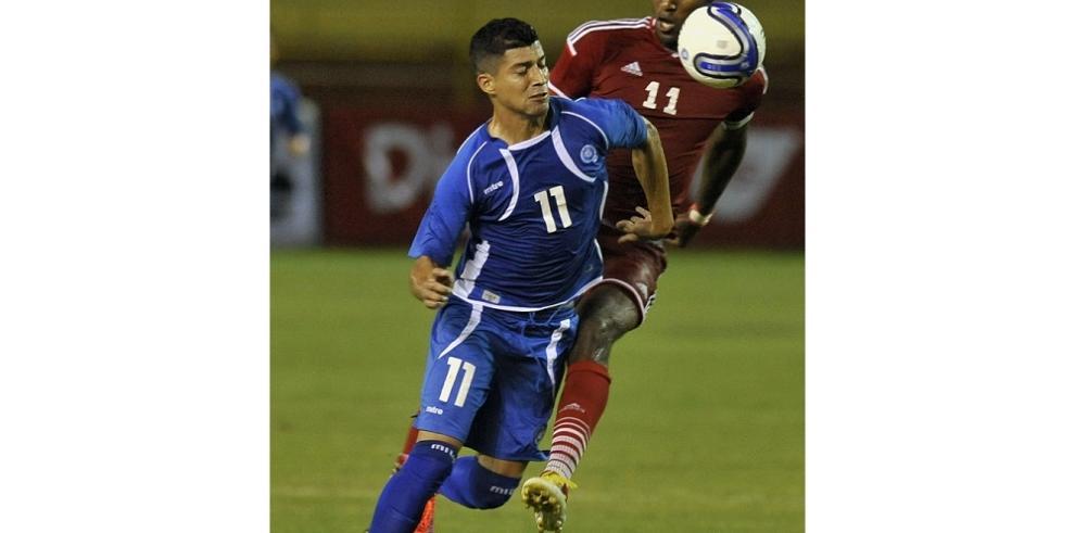 El Salvador gana 4-1 a San Cristóbal y avanza en eliminatoria Concacaf