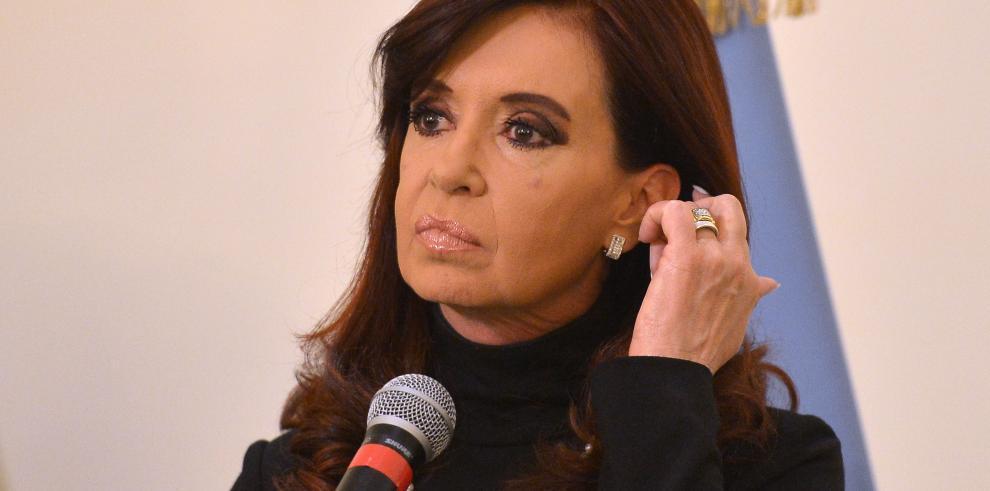 Cristina Fernández no asistirá a investidura de Macri
