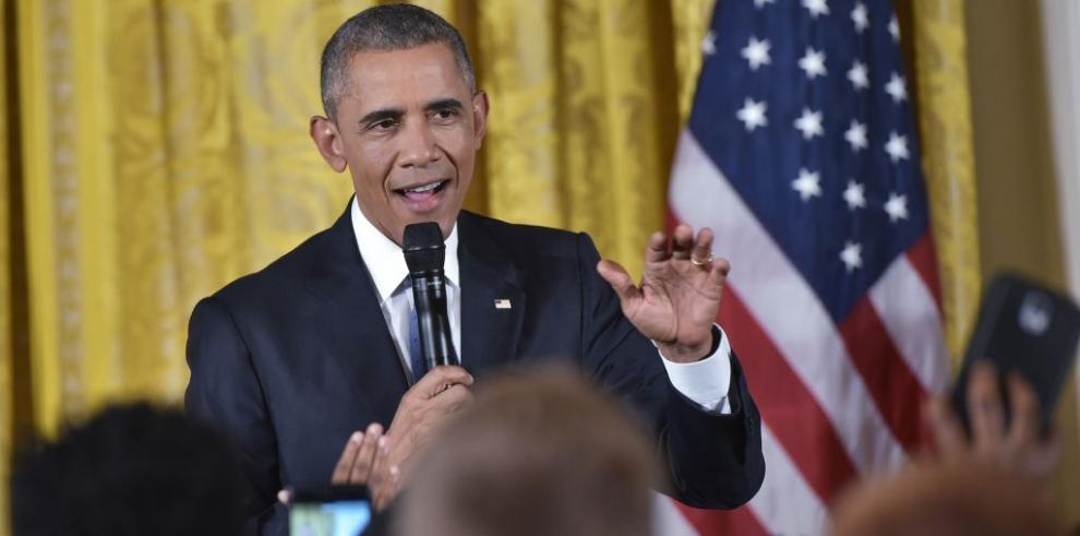 Obama insta al Reino Unido a que permanezca en la Unión Europea
