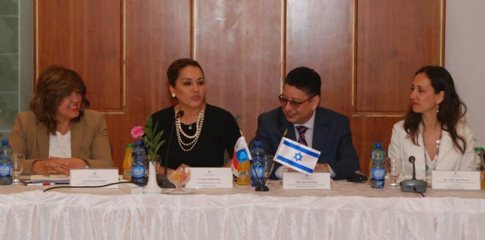 Israel y Panamá cierran ronda de negociaciones para TLC