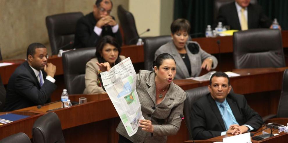 Apede presiona a la Asamblea por Corozal