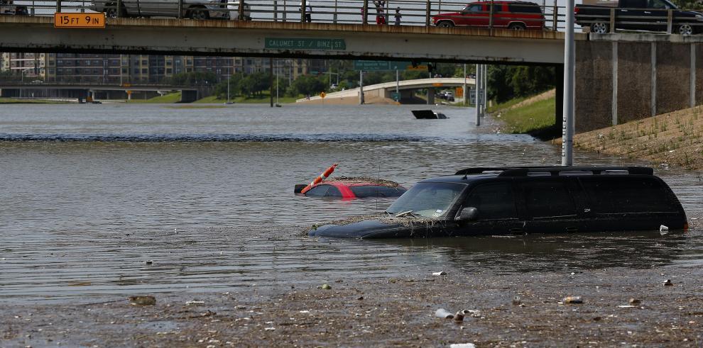 Una veintena de muertos en EEUU y México por torrenciales lluvias