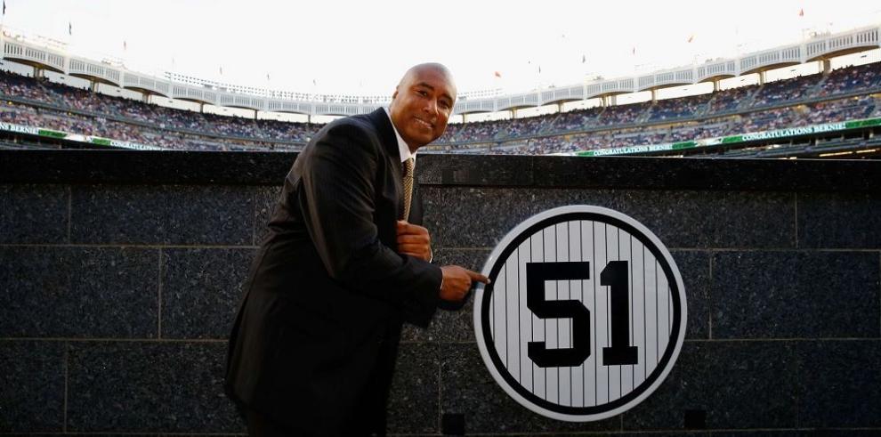 """Los Yanquis retiraron el """"51"""" de Williams"""
