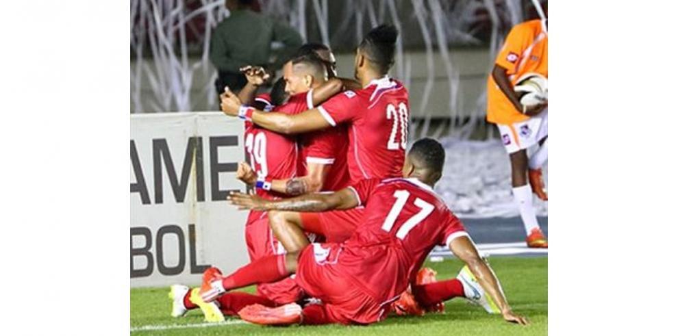 Panamá amaneció en la posición 53 del ranking FIFA