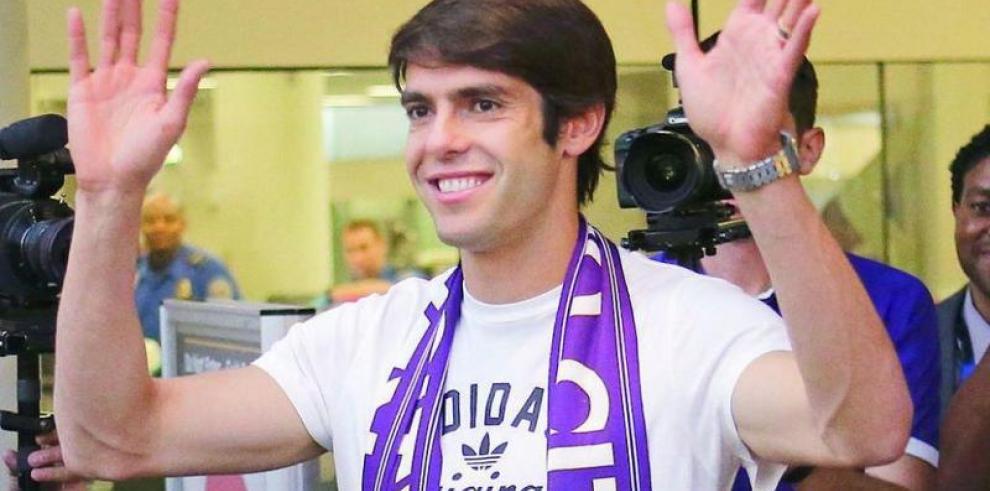 Solicitan absolución de Kaká, acusado de presunta evasión fiscal