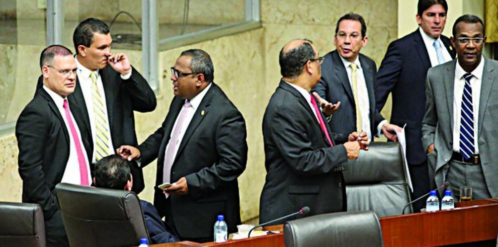 Sesiones de la Asamblea a 11 días para el cierre