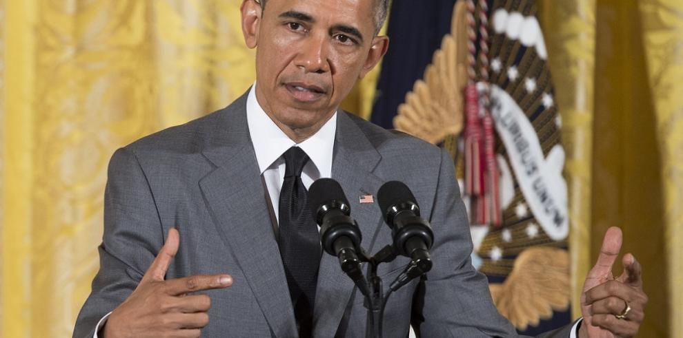 """""""El odio racial es una amenaza"""" Barack Obama"""