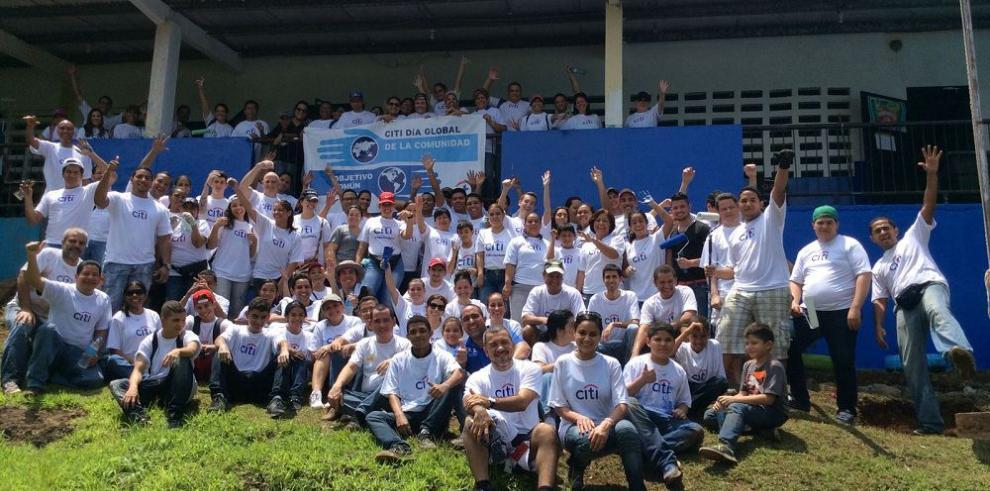 Citi celebra el Día Global de la Comunidad