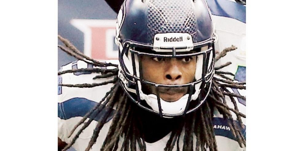 Sherman es premiado por los medios en la NFL
