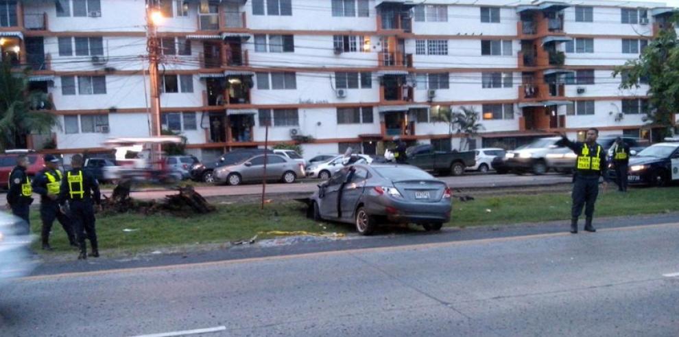 Accidente de tránsito en Tumba Muerto deja una víctima fatal