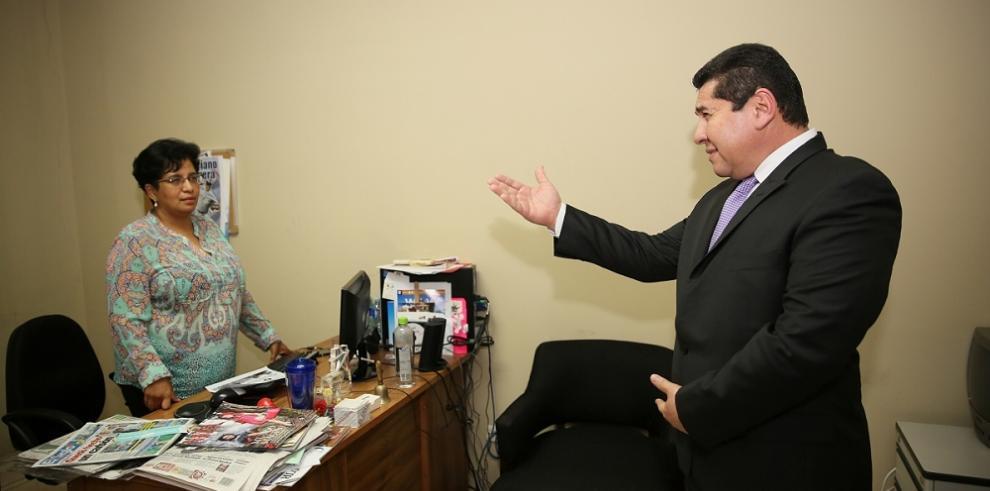 Presidente de la Asamblea realiza visita al grupo GESE