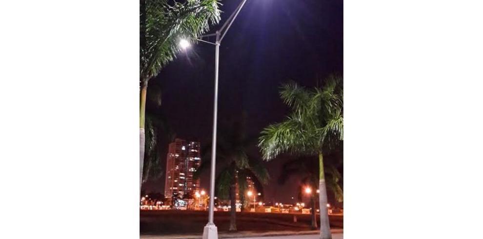 ENSA inicia pruebas de iluminación con LED