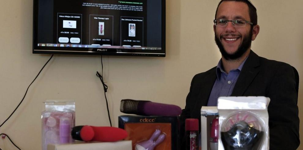 Natan, el rabino que vende juguetes sexuales
