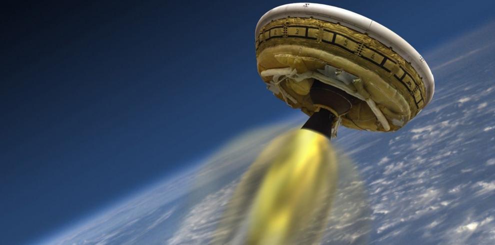Nasa probará un paracaídas supersónico, el más grande jamás usado