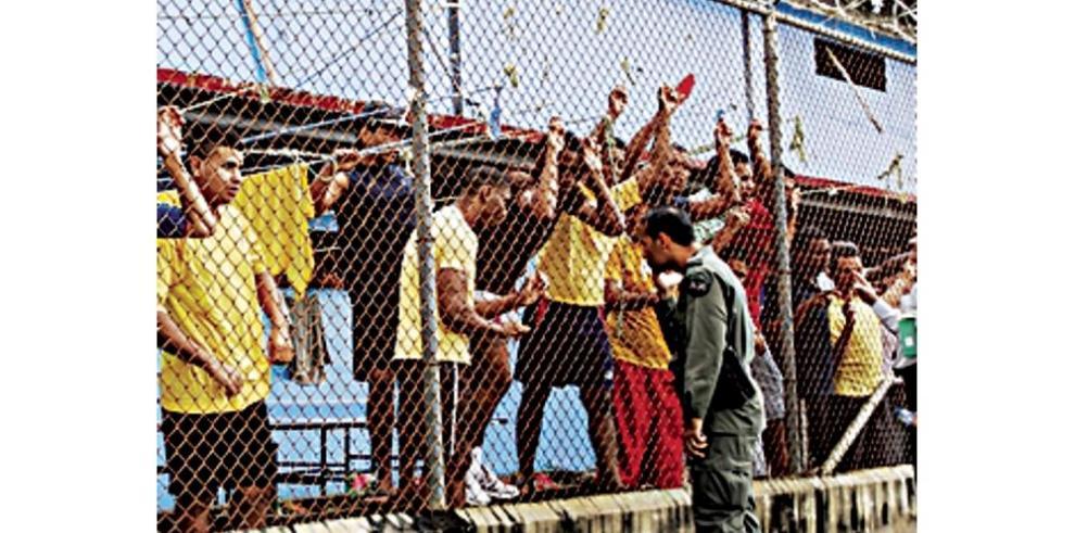 Libertad condicional para 99 presos