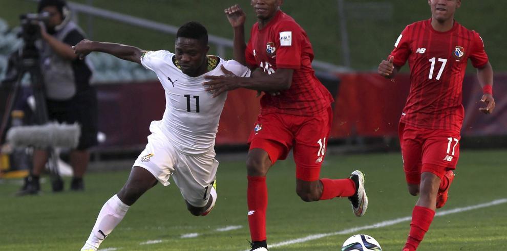 Panamá, eliminada del Mundial Sub-20 al caer 1-0 con Ghana