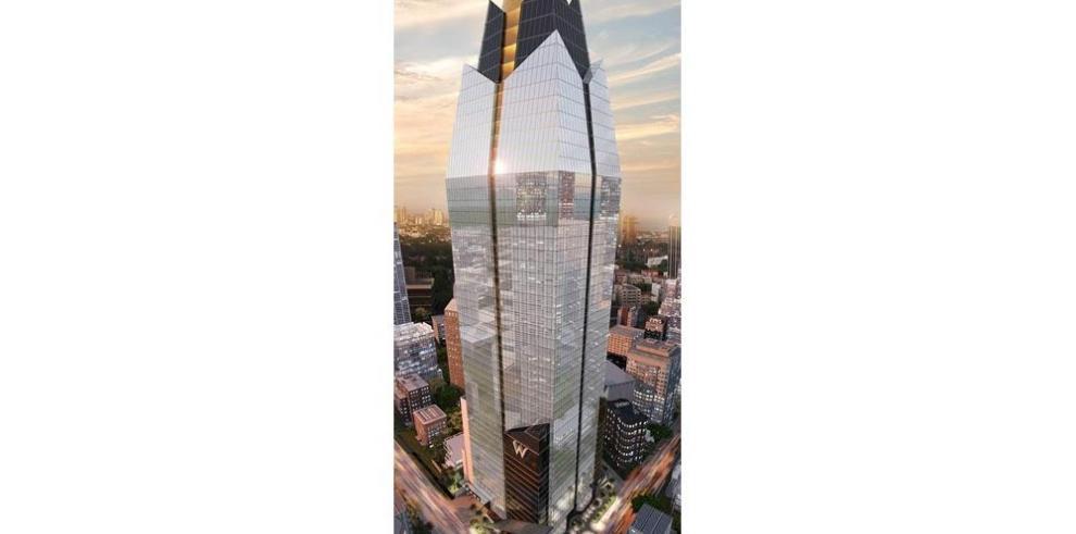 El hotel W Panamá abrirá sus puertas en 2017