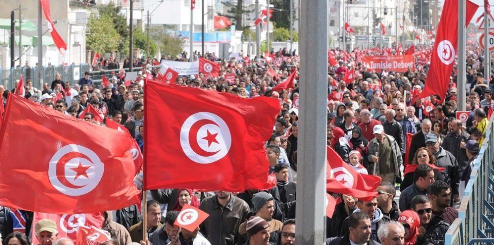 Marcha multitudinaria contra el yihadismo